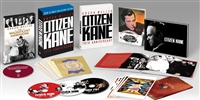 Citizen Kane: Ultimate Collectors Edition + The Magnificent Ambersons (BD/DVD)