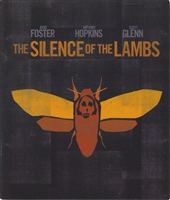 The Silence of the Lambs Cover Card (Exclusive Slip)