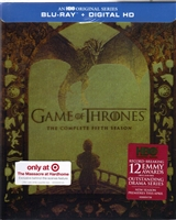 Game of Thrones: Season 5 DigiPack w/ Hardhome Bonus Disc (BD + Digital Copy)(Exclusive)