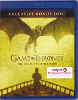 Game of Thrones: Season 5 Target Bonus Disc (Exclusive)