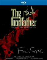The Godfather Collection: The Coppola Restoration (Slip)