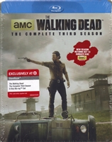 The Walking Dead: Season 3 SteelBook (Exclusive)
