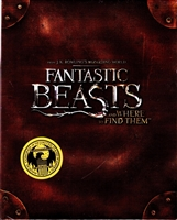 Fantastic Beasts and Where to Find Them 1-Click SteelBook (China)(Blufans #39)