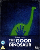 The Good Dinosaur 3D SteelBook (UK)