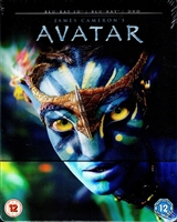 Avatar 3D SteelBook (UK)