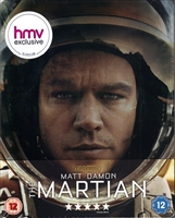 The Martian 3D SteelBook (UK)
