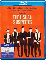 The Usual Suspects: Art Faceplate (BD + Digital Copy)(Exclusive)