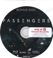 Passengers Bonus Disc (2016)(Exclusive)