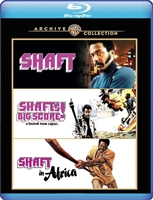 Shaft Triple Feature: Shaft / Shaft's Big Score / Shaft in Africa - Warner Archive Collection
