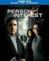 Person of Interest: Season 1 (BD/DVD + Digital Copy)(Slip Box)