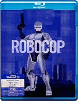 Robocop w/ Cover Card (1987)(Remastered)(BD + Digital Copy)(Exclusive)