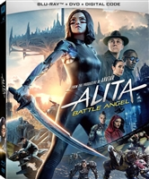 Alita: Battle Angel (BD/DVD + Digital Copy)