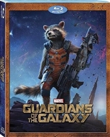 Guardians of the Galaxy: Rocket Racoon Edition (Exclusive Slip)