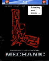 The Mechanic SteelBook (Canada)