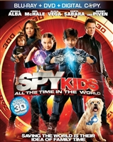 Spy Kids 4: All the Time in the World 3D (BD/DVD + Digital Copy)