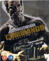 Commando: Director's Cut SteelBook (UK)