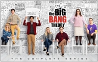 The Big Bang Theory: The Complete Series - Limited Edition (BD + Digital Copy)