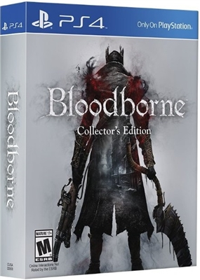 Bloodborne: Collector's Edition (PS4)