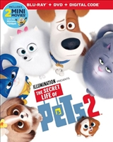 The Secret Life of Pets 2 (BD/DVD + Digital Copy)