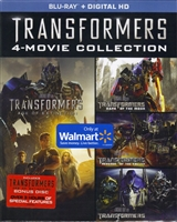Transformers 4-Movie Collection DigiPack (BD + Digital Copy)(Exclusive)