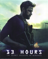 13 Hours: The Secret Soldiers of Benghazi Full Slip SteelBook (Czech)