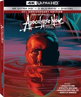 Apocalypse Now: 40th Anniversary Edition 4K (BD + Digital Copy