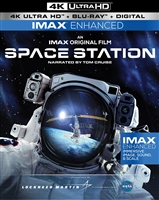 Space Station 4K (BD + Digital Copy)