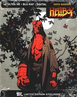 Hellboy 4K SteelBook (2019)(BD + Digital Copy)(Exclusive)