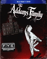 The Addam's Family SteelBook (Exclusive)