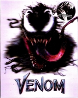 Venom 4K Single Lenticular SteelBook w/ Bonus Disc (2018)(Blufans #52)(China)