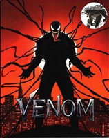 Venom 4K Full Slip SteelBook (2018)(Blufans OAB #52)(China)