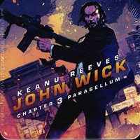 John Wick: Chapter 3 - Parabellum Mini SteelBook w/ Digital Copy (EMPTY)(Exclusive)