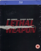 Lethal Weapon SteelBook (UK)