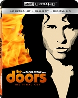 The Doors 4K: The Final Cut (BD + Digital Copy)