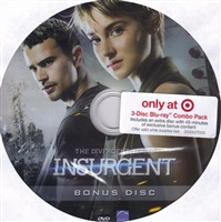 Insurgent Bonus Disc (Exclusive)