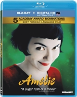 Amelie (BD + Digital Copy)
