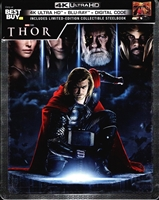 Thor 4K SteelBook (BD + Digital Copy)(Exclusive)