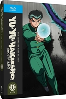 Yu Yu Hakusho: Ghost Files - Season 1 SteelBook (BD + Digital Copy)