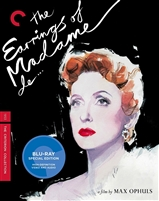 The Earrings of Madame de... - Criterion Collection DigiPack