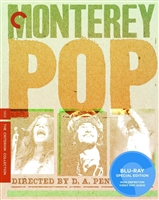 Monterey Pop: Criterion Collection