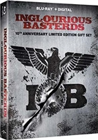 Inglourious Basterds: 10th Anniversary Edition (BD + Digital Copy)