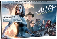Alita: Battle Angel 3D & 4K - Limited Edition Collector's Set (BD + Digital Copy)