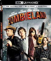 Zombieland 4K (BD + Digital Copy)