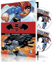 Superman / Batman: Public Enemies w/ Graphic Novel (BD/DVD + Digital Copy)