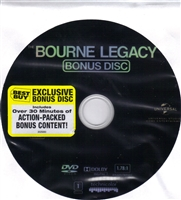 The Bourne Legacy Bonus Disc (Exclusive)