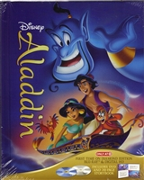 Aladdin DigiBook (1992)(BD/DVD + Digital Copy)(Exclusive)