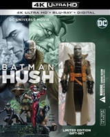 Batman: Hush 4K w/ Figurine (BD + Digital Copy)(Exclusive)