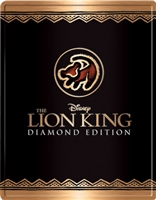 The Lion King 3D Viva Metal Case (1994)(BD/DVD + Digital Copy)(Canada)