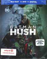 Batman: Hush SteelBook (BD/DVD + Digital Copy)(Exclusive)