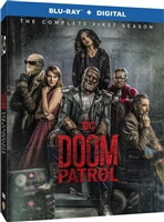 Doom Patrol: Season 1 (BD + Digital Copy)